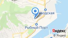 Дом детского творчества г. Находки на карте