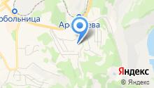 АИТА на карте