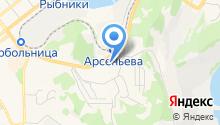 Автоматика НК на карте