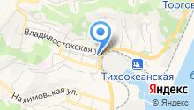 Российский профессиональный союз моряков на карте