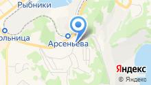 Vektor на карте