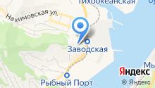 ДВИПА, АНО на карте