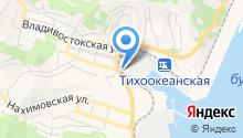 КСК на карте