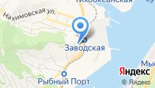 Компания услуг спецтехники на карте