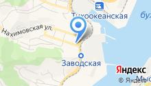 Нотариус Шашелева А.В. на карте