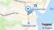 Клиника доктора Максимовой на карте
