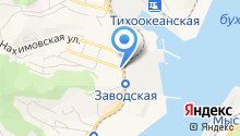 Банкомат, АКБ Приморье, ПАО на карте