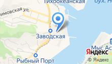 ГЛОБАЛ ЭКО НСРЗ на карте