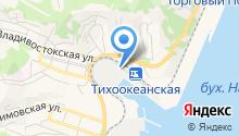 Дальневосточный судомеханический завод на карте