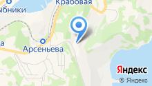 Глори на карте