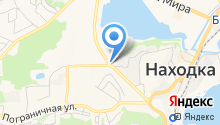 Автостоянка на Красноармейской на карте