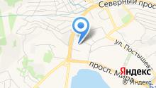 Компания Сельва на карте