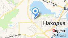 КУЗНИЦА В Г.НАХОДКА на карте
