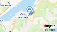 СОС на карте