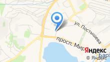 Золотая Русь на карте