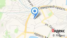 ГидроАэр на карте