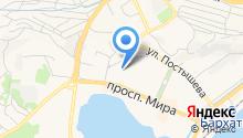 ДВФУ на карте