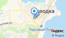 Банкомат, КБ ПРИСКО КАПИТАЛ БАНК на карте