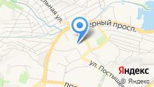 Интерактивный центр Елены Жаворонковой на карте