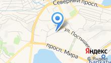 КИК Консалтинг на карте