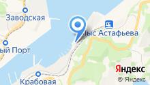Аттис Энтерпрайз на карте