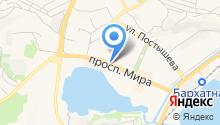iМЭЯ на карте