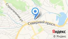Банкомат, АКБ Приморье на карте