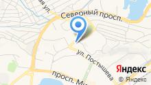 Зубной центр на карте