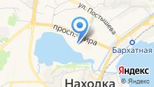 Spa на карте