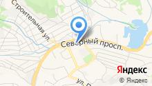 Магазин стройхозтоваров на карте