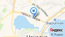 ВОИН, ОО на карте