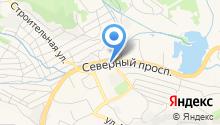 MenCiti на карте