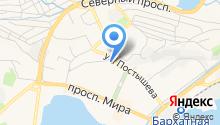 BuyCar на карте