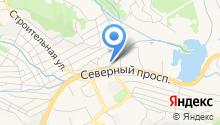 ЖелДорЭкспедиция-В на карте