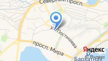 Глобус 5 на карте