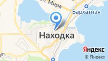 Находкинская дезинфекционная станция на карте