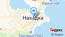 Администрация Находкинского городского округа на карте