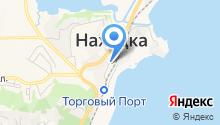 бункеровочная компания наяда на карте