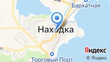 Дума Находкинского городского округа на карте