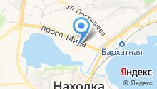 Дуняша на карте