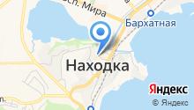 Адвокатский кабинет Буренко В.С. на карте