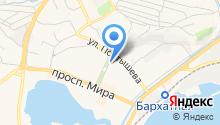 Алма Эксперт на карте