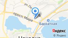 Адвокатский кабинет Сотниковой Н.Н. на карте
