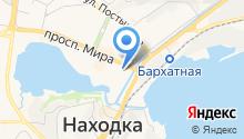 Мобильный шиномонтаж №1 на карте
