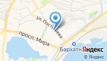 Бюро медико-социальной экспертизы №11 на карте