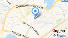 ВиндКор на карте