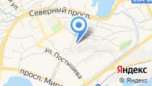 Stegor Logistics на карте