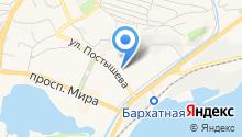 Дантист Плюс на карте