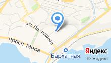 Идея + на карте