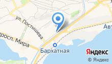 Bearloga на карте